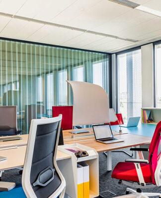 Krzesła do pracy biurowej